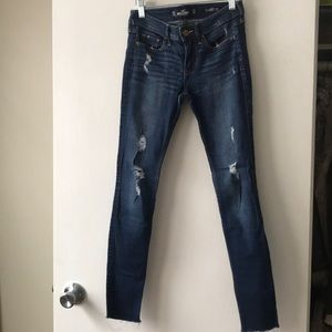 Hollister Skinny Jeans (Low Rise)